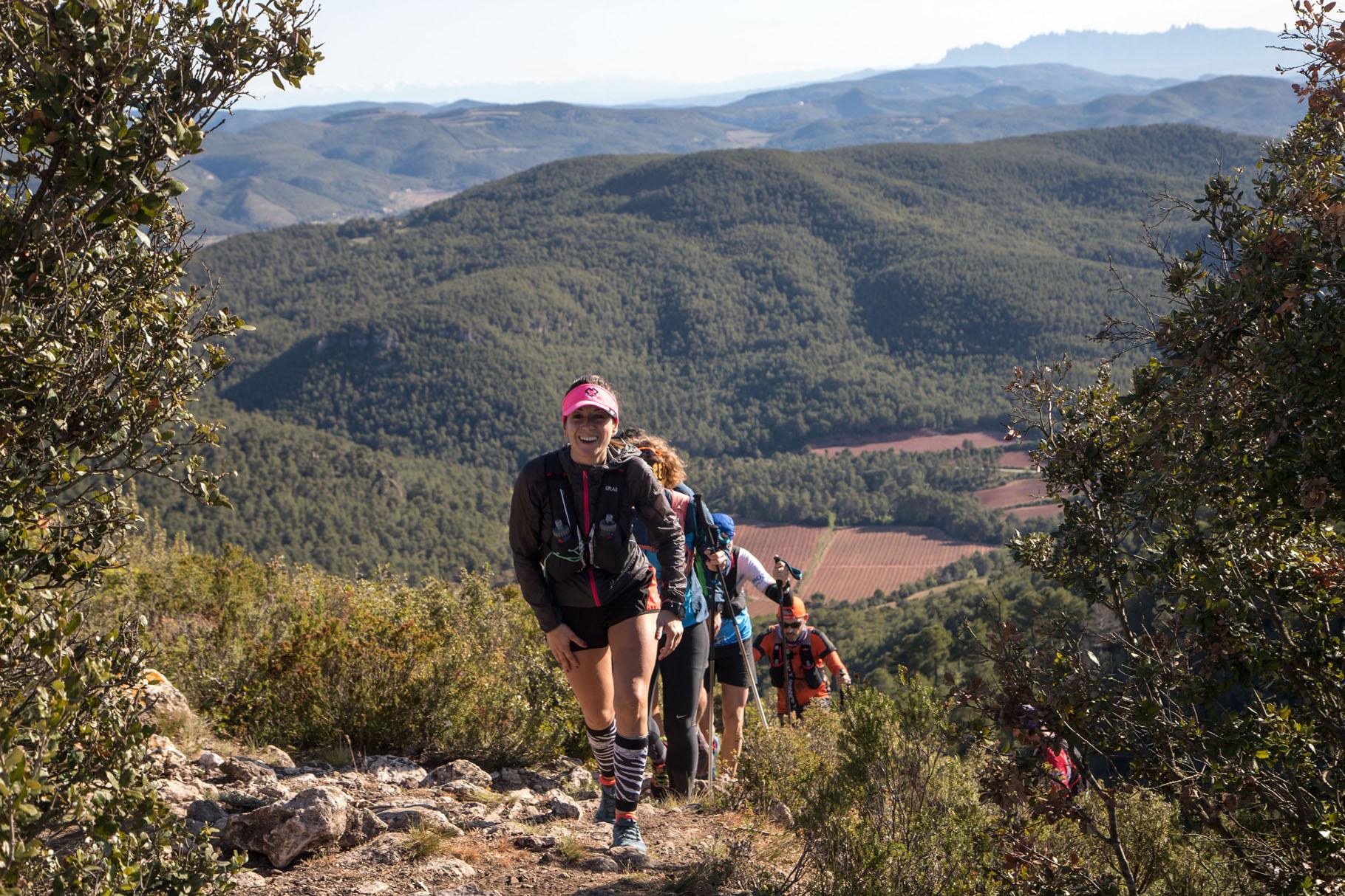 La Caminada de Resistència 7 Cims supera expectatives amb 700 participants