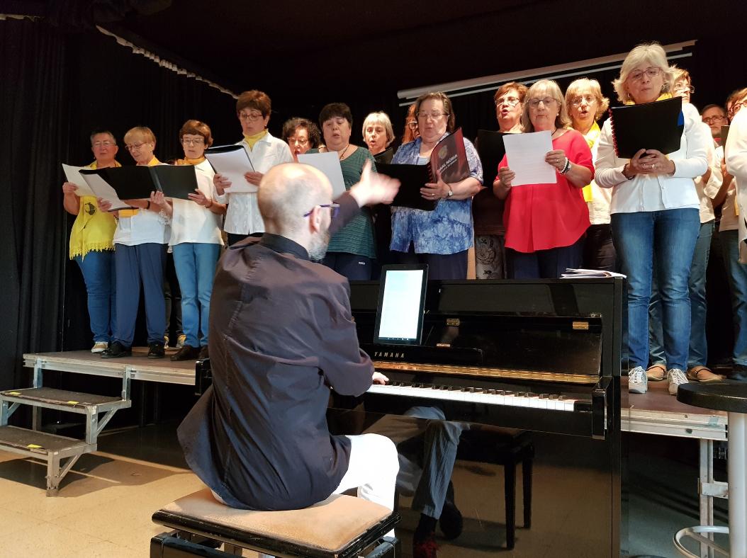 La 54a Festa de la Cançó de Muntanya arriba amb un festival tradicional ple d'activitats