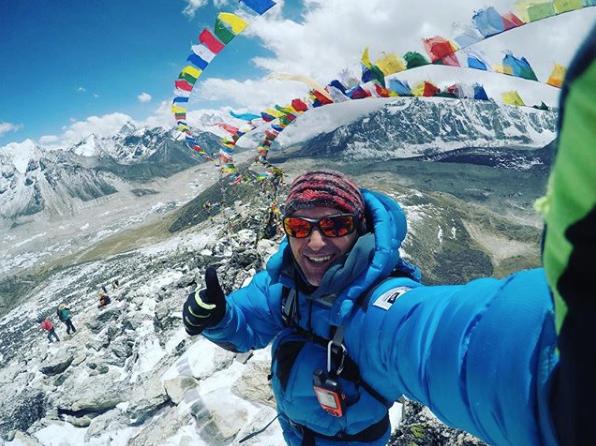Mingote renuncia a l'Everest amb els Gasherbrums al cap