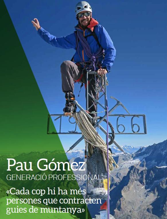 Entrevista a Pau Gómez