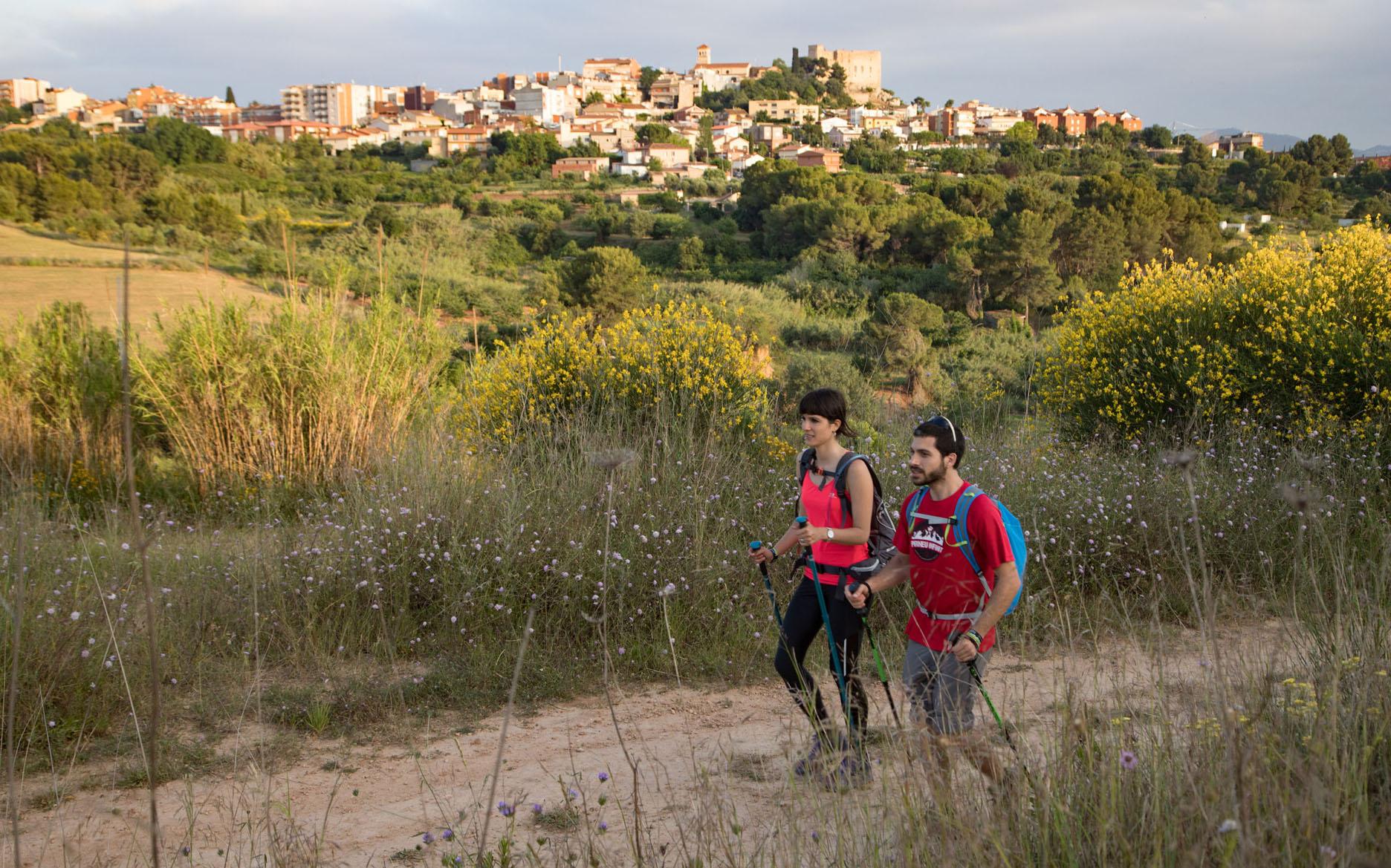 La 32a Marxa Gràcia-Montserrat pausa les caminades de resistència fins l'agost