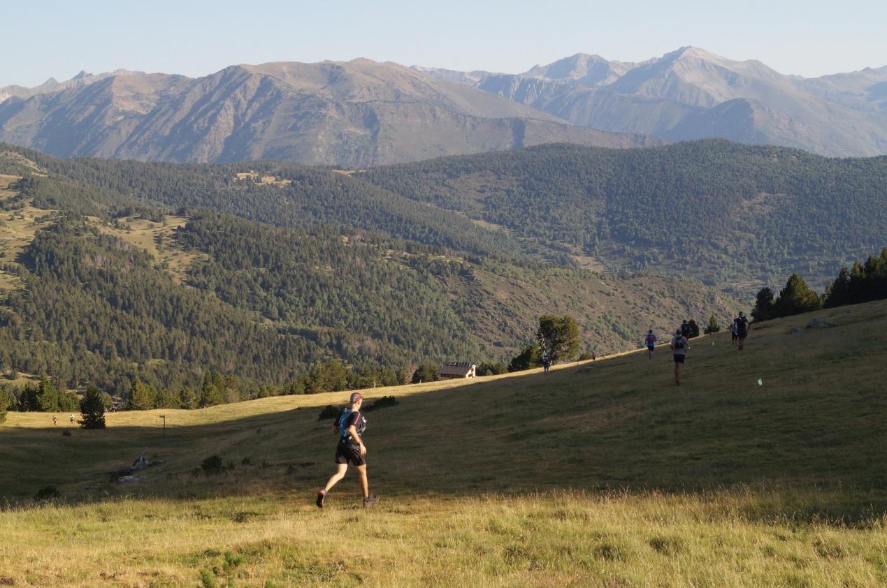 Cap de setmana intens de curses per muntanya a les Valls d'Àneu