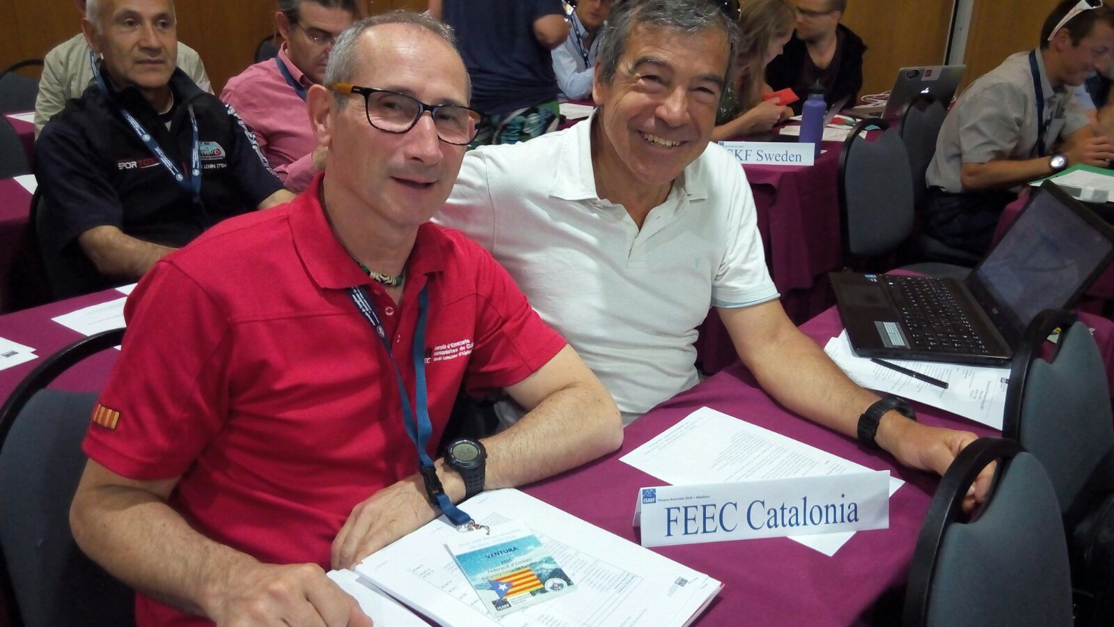 El català Jordi Canals nomenat delegat tècnic de la ISMF en el debut olímpic de l'esquí de muntanya