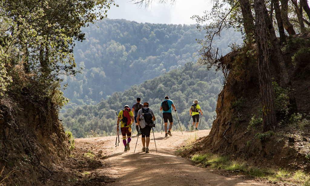 El parc natural del Montseny i del Montnegre Corredor reben la visita de la 26a Marxassa