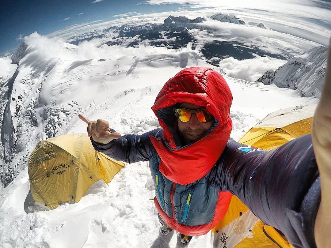 Mingote fa cim al Dhaulagiri, l'equador dels catorze vuit mils
