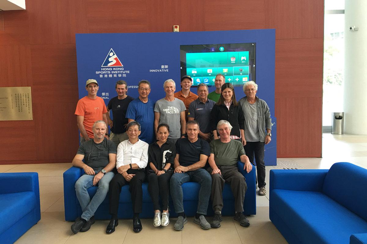 La comissió de muntanya de la UIAA es reuneix a Hong Kong