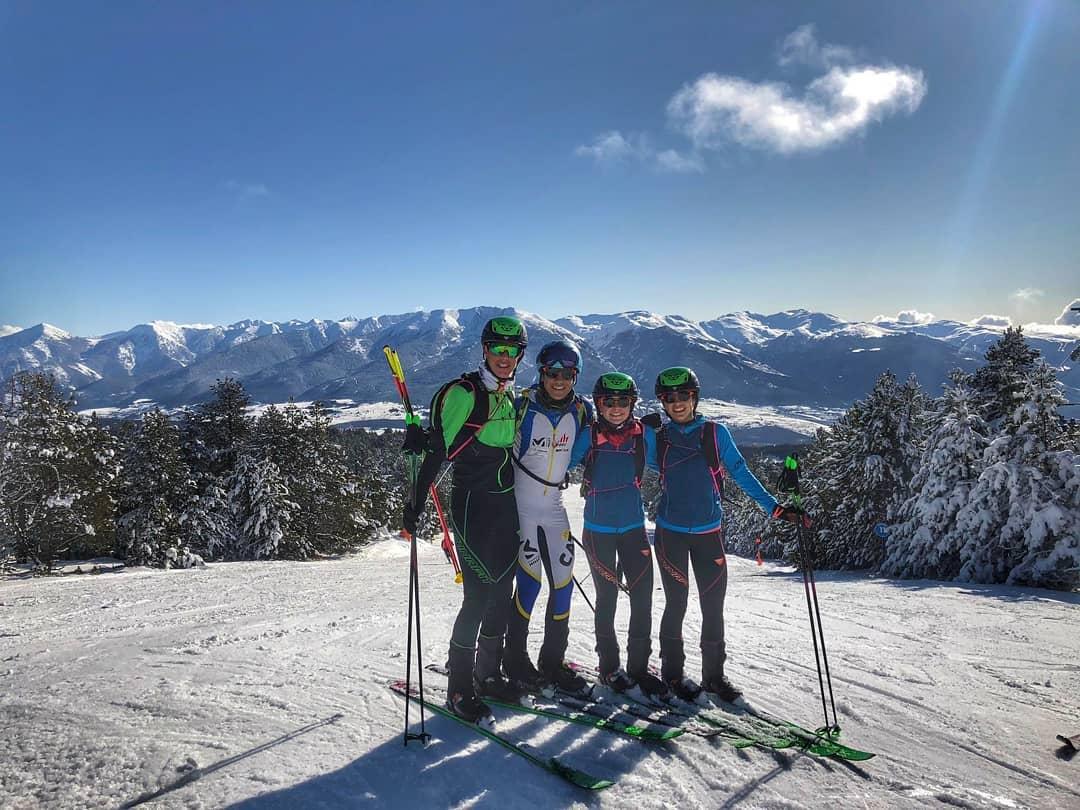 Pòquer català en el debut olímpic de l'esquí de muntanya